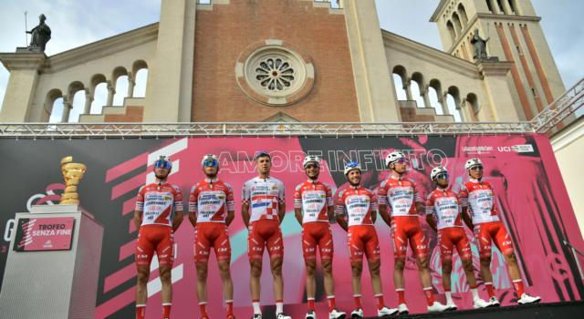 Giro d'Italia 2021, Alexander Cepeda è pronto a spiccare il volo sulle montagne della Corsa Rosa