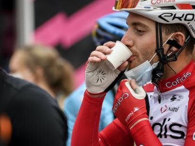 """Giro d'Italia, Simone Consonni: """"Stamattina ero partito per vincere. Il mio Giro finisce qui"""""""