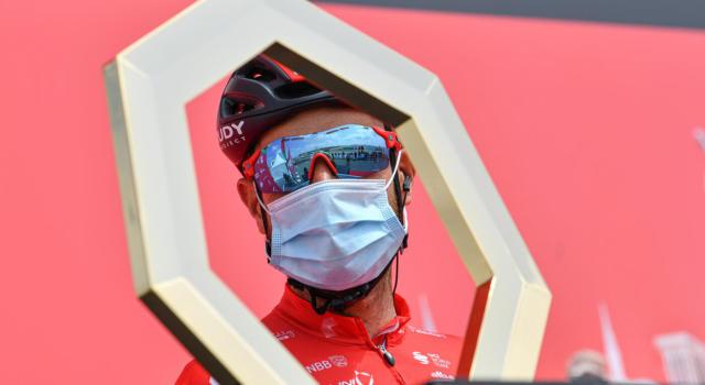 Giro d'Italia 2021, Damiano Caruso diventa primo capitano della Bahrain-Victorious! La top5 non è un'utopia