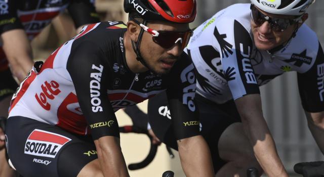 Giro d'Italia 2021: ordine d'arrivo e classifica tappa di oggi. Caleb Ewan beffa in volata Giacomo Nizzolo. Terzo Viviani