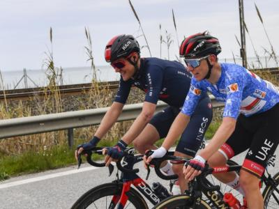 Giro d'Italia 2021, Pavel Sivakov costretto al ritiro a causa di una caduta