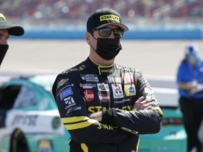 NASCAR, festa di compleanno perfetta per Kyle Busch in Kansas