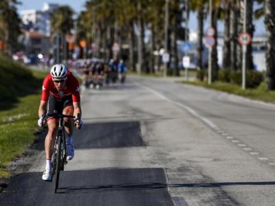 """Giro di Romandia 2021, Stefan Kung: """"Sono stato vittima di una brutta caduta, ma me la sono cavata solo con qualche graffio"""""""