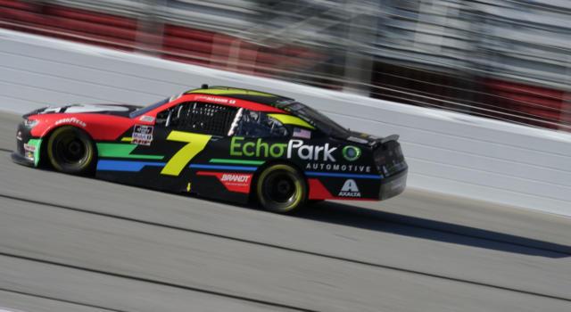 NASCAR Xfinity Series, secondo acuto in stagione per Justin Allgaier
