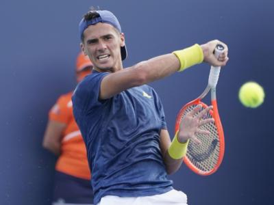 ATP Belgrado II 2021, risultati 23 maggio. Avanza Federico Coria, fuori Tennys Sandgren