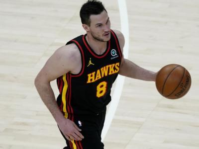 NBA: Danilo Gallinari salterà l'esordio con gli Atlanta Hawks: motivi precauzionali