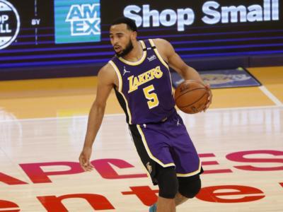NBA 2021, i risultati della notte (12 maggio): Lakers battono Knicks all'overtime, Heat ai playoff