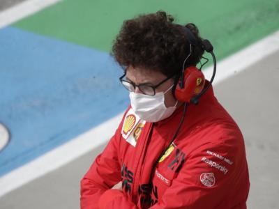 """F1, Mattia Binotto: """"Stiamo competendo con la macchina del Bahrain e la crescita di squadra c'è"""""""