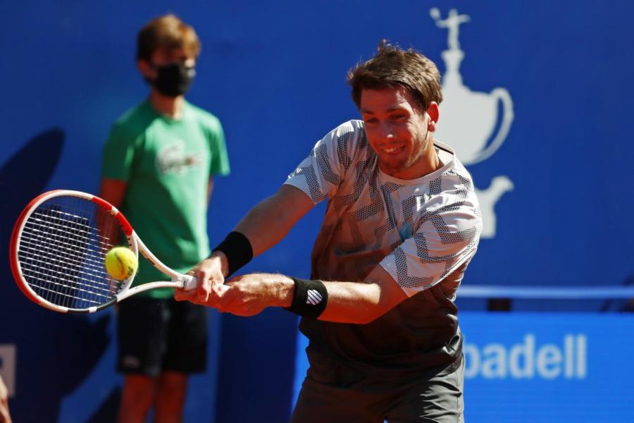 Tennis, ATP Lione: avanzano Nishioka, Norrie, Bedene e Korda. Eliminati Humbert e Simon
