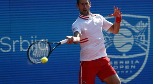 Internazionali d'Italia, risultati 11 maggio: avanti Berrettini e Sonego. Djokovic agli ottavi, fuori Schwartzman. Rinviato Karatsev-Medvedev