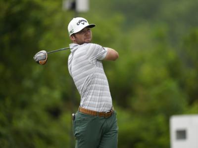 Golf, PGA Tour 2021: Sam Burns resta al comando dell'AT&T Byron Nelson al termine del terzo giro
