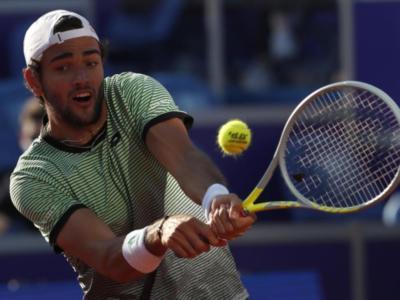 ATP Masters 1000 Madrid, la giornata di oggi: spicca il derby Fognini-Berrettini, debuttano Sinner e Cecchinato. Torna in campo Thiem