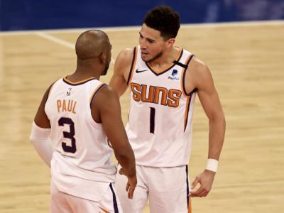 NBA 2021: i Suns stendono i Jazz e conquistano il primo posto a Ovest, i Celtics battono gli Spurs con 60 punti di Tatum
