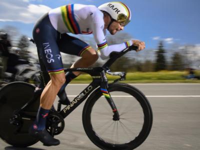 Giro d'Italia 2021: ordine d'arrivo e classifica tappa di oggi. Filippo Ganna avanti a tutti, ottimo secondo Edoardo Affini