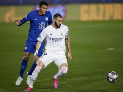 Champions League, Chelsea e Real Madrid si sfidano per la finale. Si parte dall'1-1 dell'andata