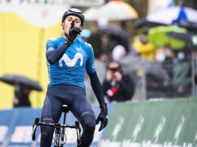 Giro d'Italia 2021, Marc Soler guida una Movistar che punta a fare bene nelle tappe più dure