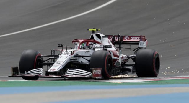 """F1, Antonio Giovinazzi: """"Mi sono divertito in pista con Alonso e Vettel. Avevo paura di aver forato dopo il contatto con Kimi"""""""