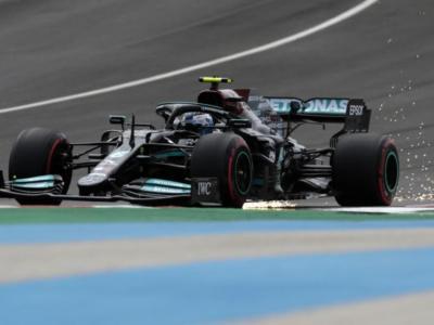 F1, GP Portogallo 2021. Pole position a sorpresa per Valtteri Bottas! In casa Ferrari 5° Carlos Sainz e 8° Charles Leclerc