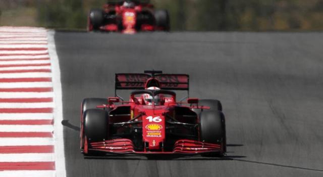 F1, la griglia di partenza di oggi: GP Portogallo. Ferrari in terza e quarta fila
