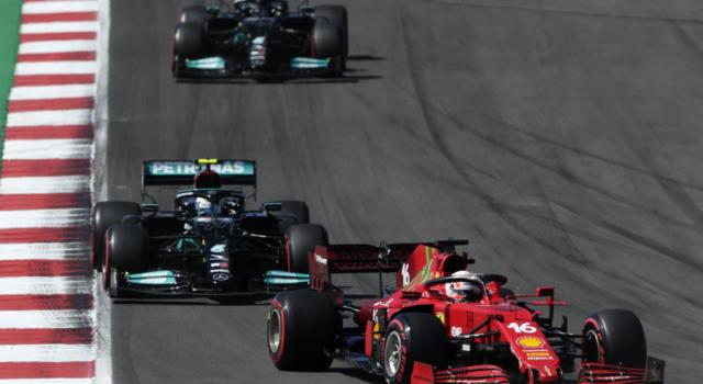 """LIVE F1, GP Portogallo in DIRETTA: la delusione di Binotto. Sainz: """"Abbiamo sbagliato tutto"""". Promossi e bocciati"""
