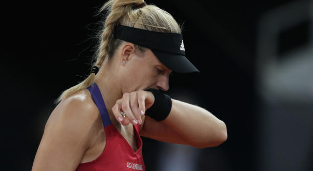 Internazionali d'Italia 2021, risultati femminili 11 maggio: avanzano Angelique Kerber e Jelena Ostapenko