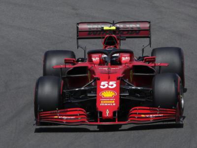 F1, la gara da incubo di Carlos Sainz: da 4° a 11°. Ferrari fuori dalla zona punti
