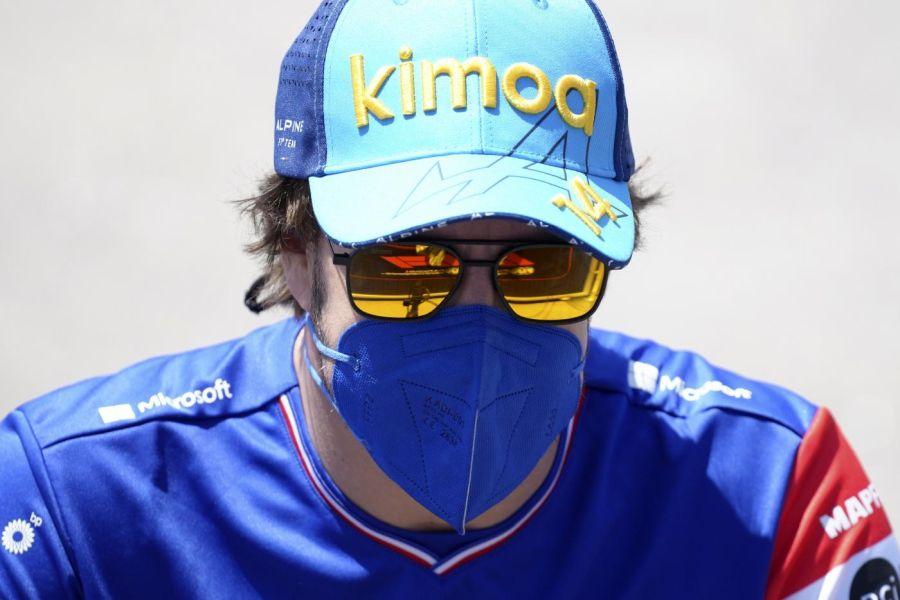 """F1, Fernando Alonso: """"Felice di essere di nuovo in Q3, domani proviamo ad aggiungere qualche punto"""""""