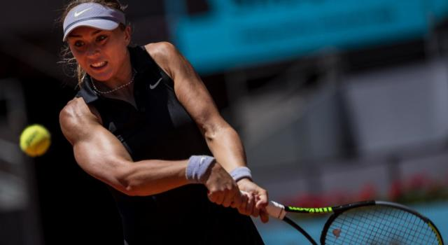 Tennis, WTA Ostrava: avanzano Badosa, Sorribes Tormo e Kontaveit. Eliminate Cirstea e Garcia