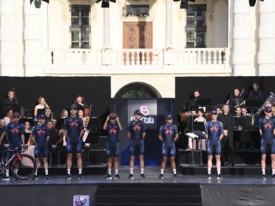 Giro d'Italia 2021, presentazione delle squadre: Egan e Yates i favoriti. Nibali ed Evenepoel a caccia di tappe