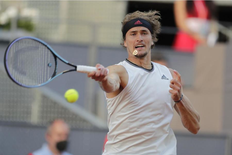 Masters1000 Madrid 2021, Alexander Zverev ammutolisce Dominic Thiem e torna in finale dopo tre anni