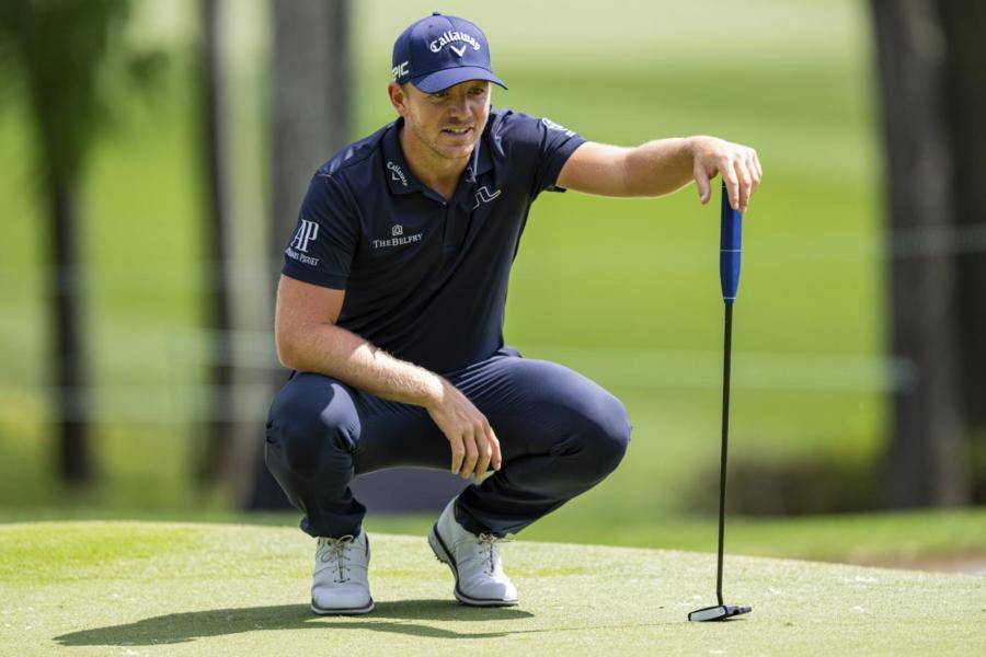 Golf: al Wells Fargo Championship c'è il trio Wallace Woodland Rodgers al comando. Tagliato Francesco Molinari