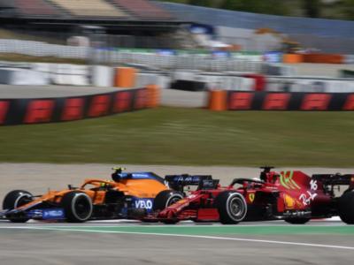 """LIVE F1, GP Spagna in DIRETTA: Leclerc in seconda fila! """"Non faremo rivoluzioni"""". Sainz 6°, Ferrari in luce"""