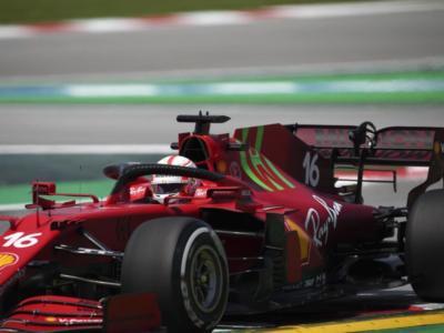 F1, Leclerc e Sainz volano nelle FP3 al Montmelò! Solo Hamilton e Verstappen meglio delle Ferrari!