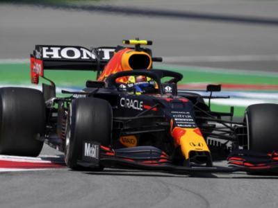 Ordine d'arrivo F1, GP Azerbaijan: Perez vince, fuori Verstappen e Hamilton. Leclerc 4°, 8° Sainz