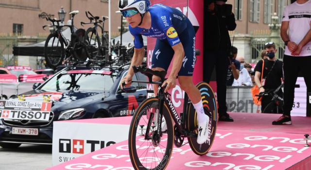 Giro d'Italia 2021, la classifica dei favoriti. Joao Almeida il migliore, Nibali a 2″ da Bernal