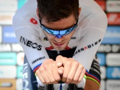 """LIVE Giro d'Italia 2021 in DIRETTA: Ganna vince con la foratura. Magrini: """"Nibali farà un finale di carriera scolastico"""""""