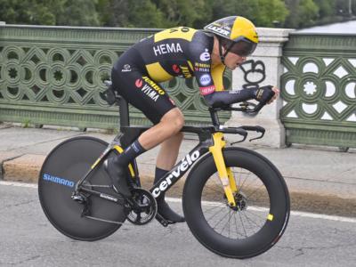 """Giro d'Italia 2021, Tobias Foss: """"La salita era dura, grazie a Bennett ho sfornato una buona prestazione"""""""