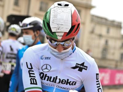 """Giro d'Italia 2021, Giacomo Nizzolo: """"Ho dato il massimo, ho trovato qualcuno più forte di me. Il finale non era pericoloso"""