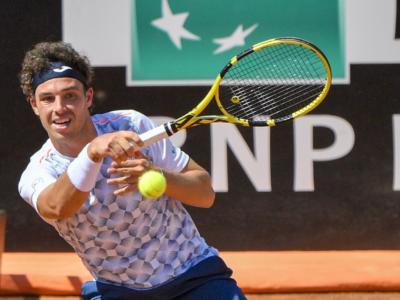 Internazionali d'Italia 2021: Marco Cecchinato eliminato in tre set da Cameron Norrie nell'ultimo turno delle qualificazioni