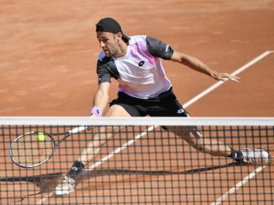 Internazionali d'Italia 2021: Stefano Travaglia vince all'esordio contro Benoit Paire