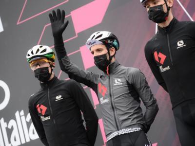 Giro d'Italia 2021, domani 4 km al 10% sulla salita finale! Primo scontro tra i big sul Colle Passerino