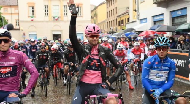 Giro d'Italia 2021, tutte le classifiche dopo la terza tappa: Ganna resta in maglia rosa. Albanese rafforza la sua maglia azzurra