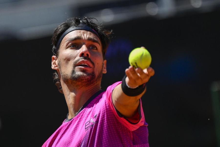 Tennis, ATP Ginevra 2021: Fabio Fognini domina Guido Pella e accede al 2° turno