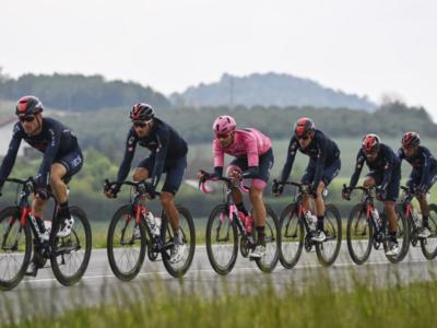 """DIRETTA Giro d'Italia LIVE. Magrini: """"Ciccone da top5"""". Nibali: """"Poteva andare anche peggio"""""""