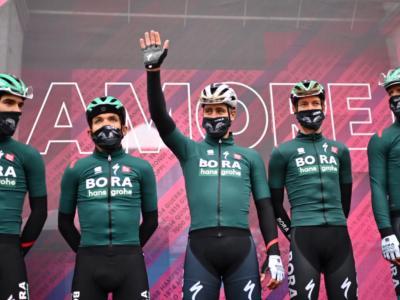 """Giro d'Italia 2021, Emanuel Buchmann: """"Giornata dura, non sono riuscito a seguire il primo gruppo"""""""