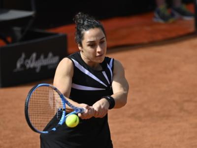 Internazionali d'Italia, Martina Trevisan rimontata e battuta da Yaroslava Shvedova
