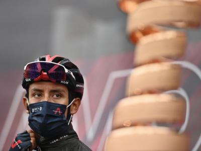 """Giro d'Italia 2021, Egan Bernal: """"Sono qui per divertirmi e ritrovare l'autostima che avevo nel 2019"""""""