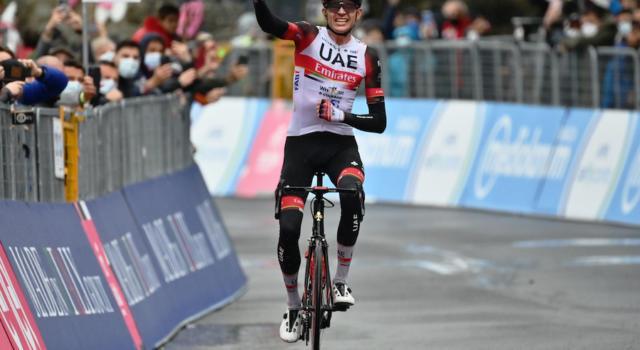 """Giro d'Italia 2021, Joe Dombrowski: """"È stata una giornata dura, ma negli ultimi chilometri mi sono sentito davvero bene"""""""