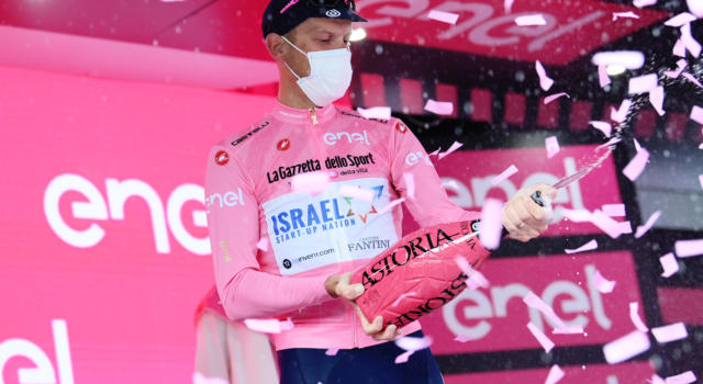 Giro d'Italia 2021, pagelle di oggi: Dombrowski vince, ma De Marchi è super. Bernal guadagna da favorito