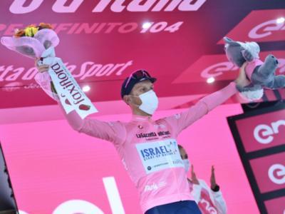 Classifica Giro d'Italia 2021: De Marchi maglia rosa, Ciccone guadagna 54 posizioni! 25° Nibali